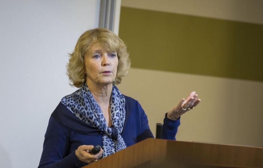 Ann Tutwiler, Director General of Bioversity International