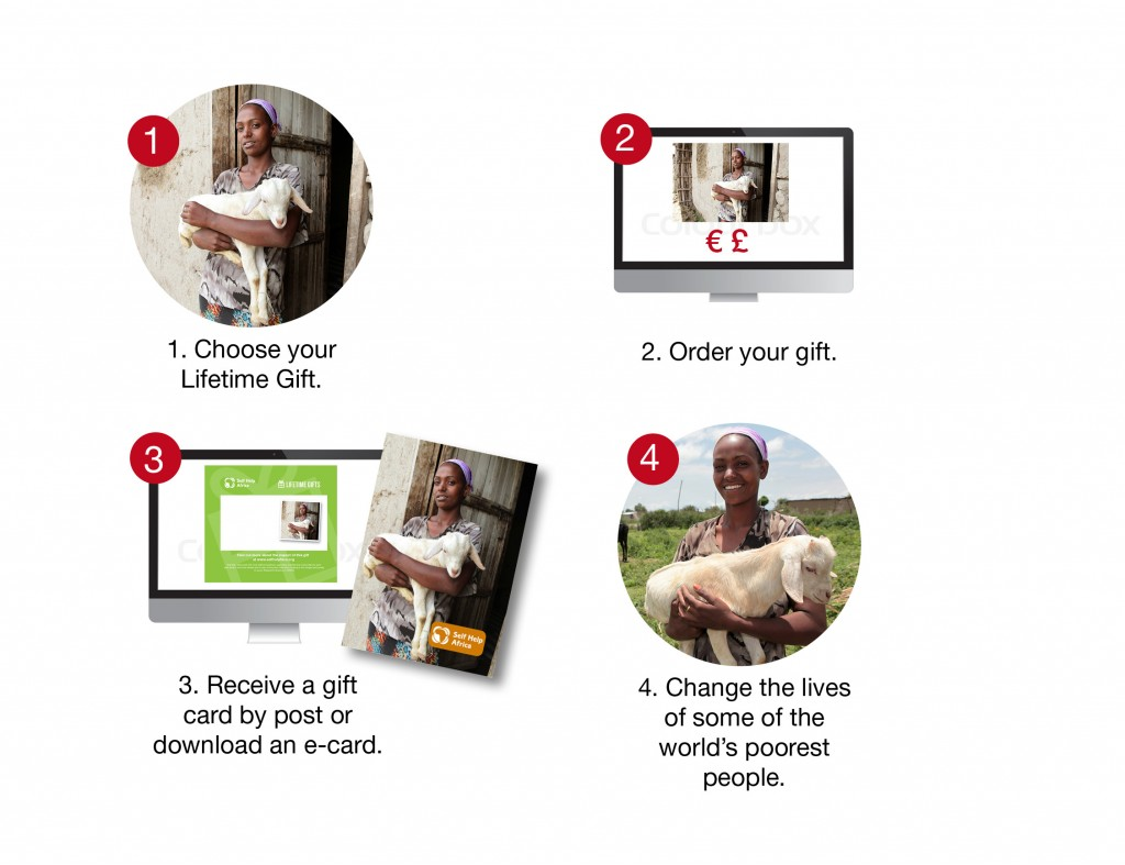 how to buy a charity gift this christmas
