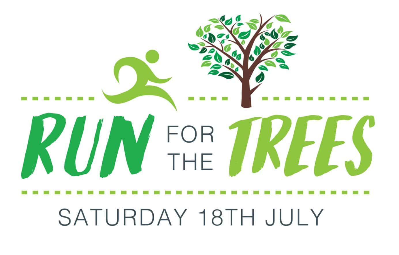 Run for the Trees Logo