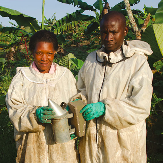 SHA Gift of HopeBeekeeping Equipment