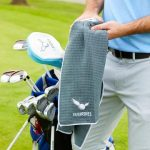 """18Birdies Swag Bags"" including a leather shoe bag, polo shirt and more!"